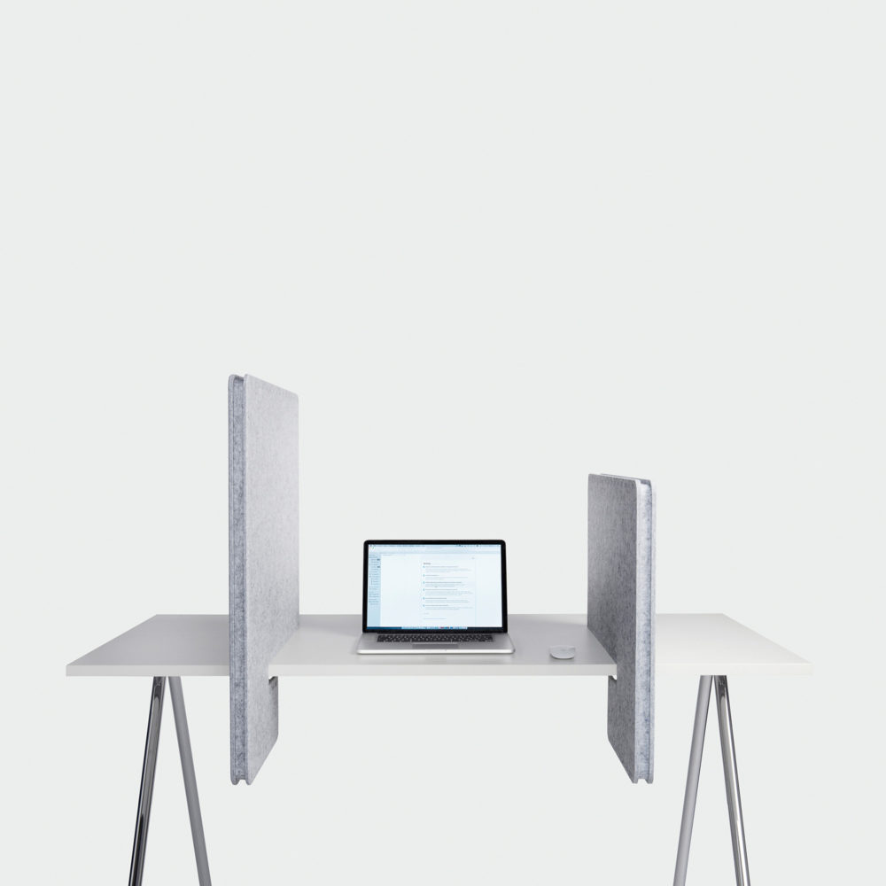 Desk screens